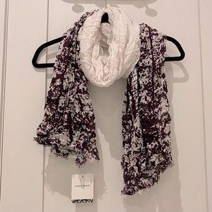 NAF NAF Paris scarf